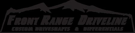 Front Range Driveline Logo